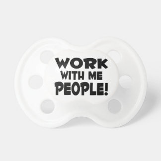 Work With Me People Team Work Dummy