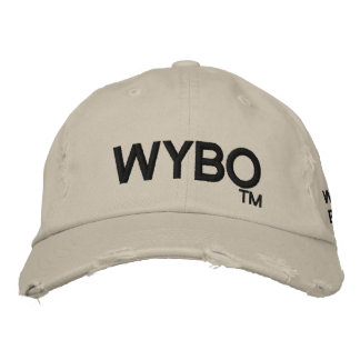 Work Your Butt Off  Cap Embroidered Baseball Caps