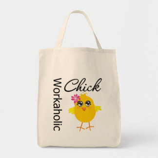 Workaholic Chick Bag