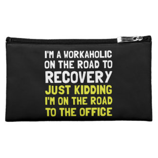 Workaholic Cosmetic Bag