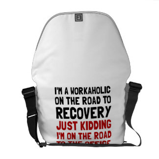 Workaholic Courier Bags