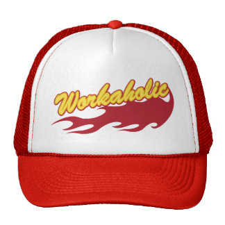 Workaholic Hats