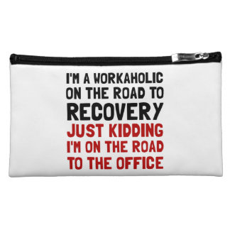 Workaholic Makeup Bags