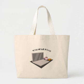 Workaholic Nomad Canvas Bags