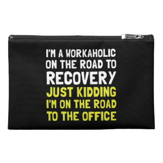 Workaholic Travel Accessory Bags