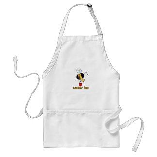 worker bee - window cleaner standard apron