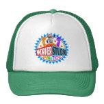 Worker Studio Animation Trucker Cap Hats