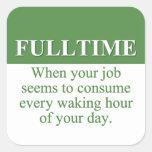 Working a Fulltime Job (3)