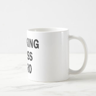 Working Class Hero Basic White Mug
