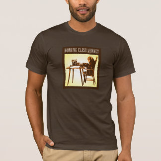 Working Class Monkey T-Shirt
