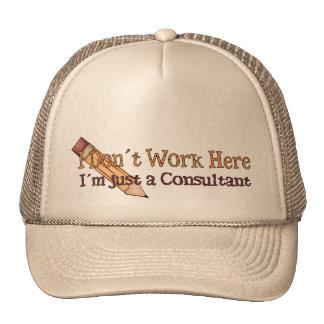 Working Consultant Cap