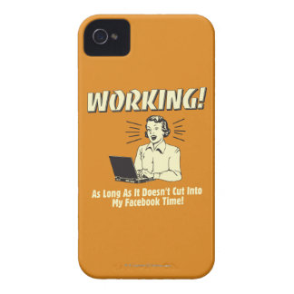 Working: Cut into Facebook Time iPhone 4 Covers