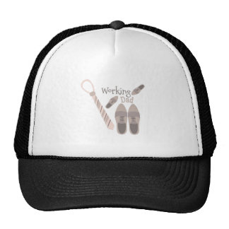 Working Dad Trucker Hat