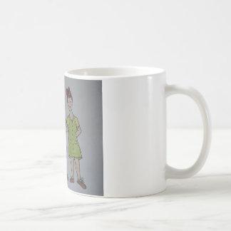 working girls mug