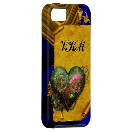 Working Heart iPhone5 Case - SRF iPhone 5 Cover