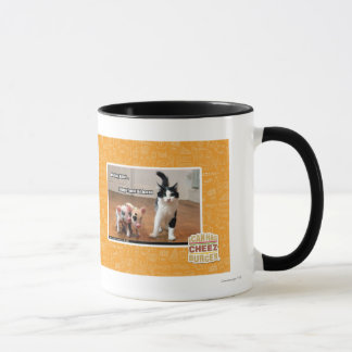 Working kitteh mug