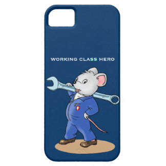 Working-man Mouse - Case-mate iPhone 5