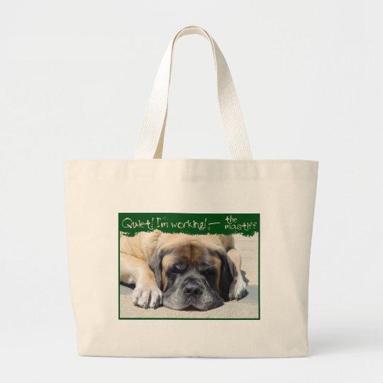 Working Mastiff Bag