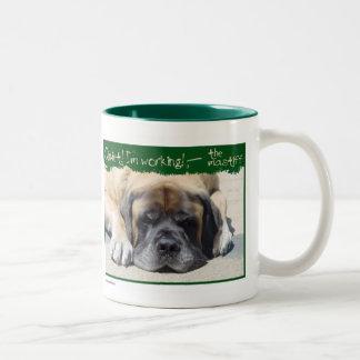 Working Mastiff Mug