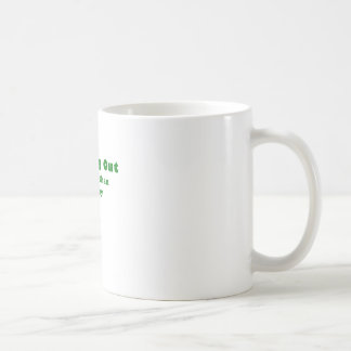 Working Out Cheaper than Therapy Basic White Mug