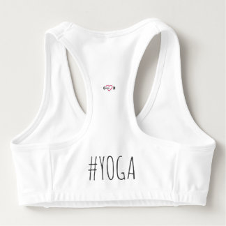 Workout bra