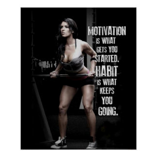 Workout Motivational Posters