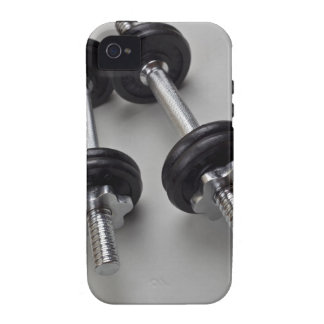 Workout weights iPhone 4/4S cover