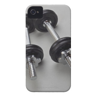 Workout weights iPhone 4 cover