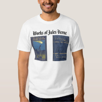 Works of Jules Verne Shirts