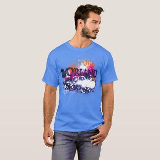 Worland Abstract Graffiti T-Shirt