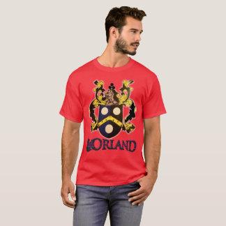 Worland Family Crest T-Shirt