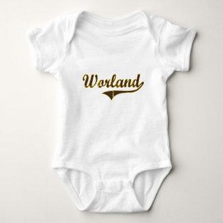 Worland Wyoming Classic Design Shirt