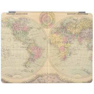 World 10 iPad cover