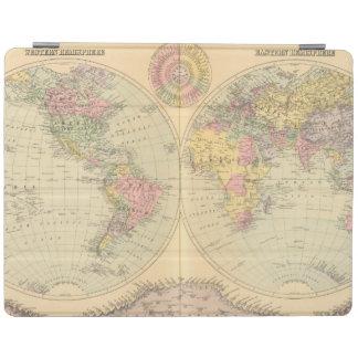 World 10 iPad cover
