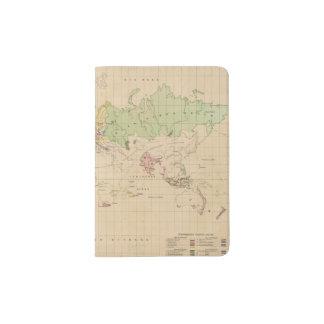 World 2 passport holder