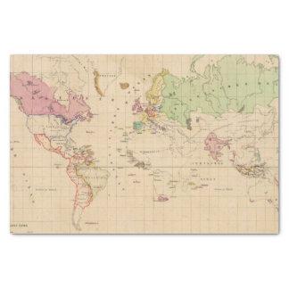 World 2 tissue paper