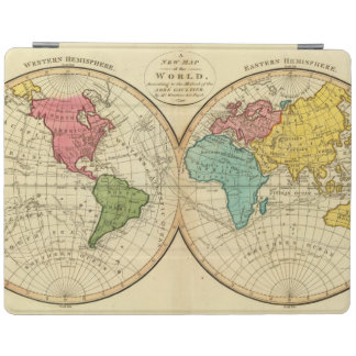 World 3 iPad cover