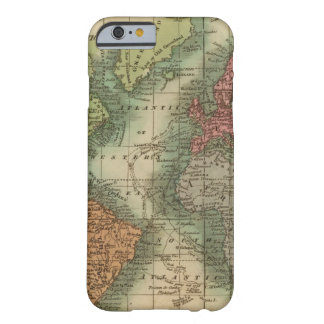 World 4 barely there iPhone 6 case