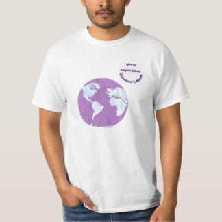 World Alzheimer's Month TShirt