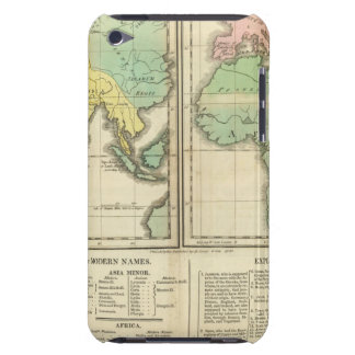 World as Known to the Ancients Division iPod Touch Cover
