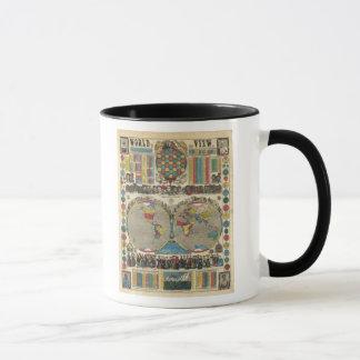 World At One View Mug
