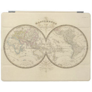World Atlas Map iPad Cover