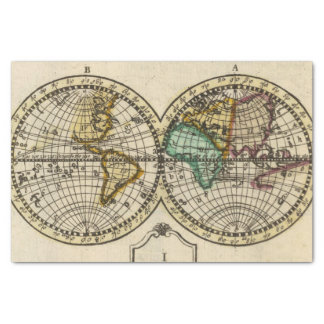 World Atlas Tissue Paper