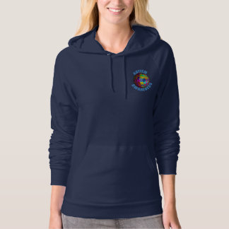 World Autism Awareness Hooded Sweatshirt