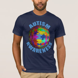 World Autism Awareness T-shirt