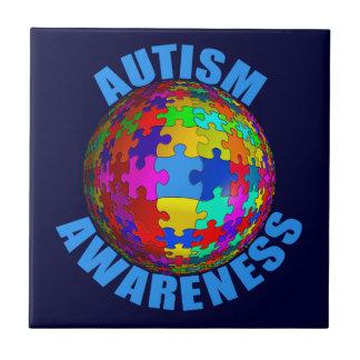 World Autism Awareness Tile