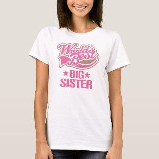 World Best Big Sister T-Shirt