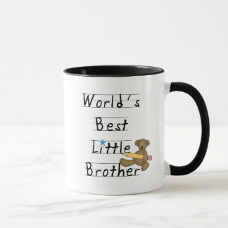 World Best Little Brother Tshirts and Gifts Mug