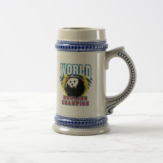 World Bowling Champion Beer Steins