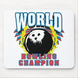 World Bowling Champion Mouse Pad